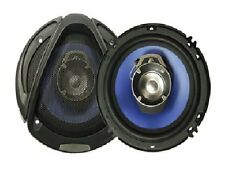 "6.5"" 3WAY 200W SPEAKERS FOR FIAT PANDA PUNTO MUTIPLA"