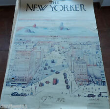 Poster The new Yorker of Steinberg