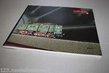 Märklin Catalogo 1986/87 traccia h0