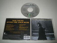 NEIL YOUNG/APRÈS THE GOLD RUSH(REPRISE/7599-27243-2)CD ALBUM