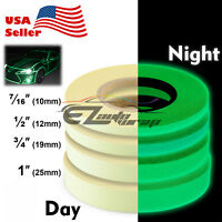 Glow in the Dark Tape Stage Safety Warning Home Decor 147ft / 50Yards Long Green
