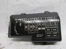 Honda Prelude fuse relay box cover lid top Gen4 MK4 91-96 2.0