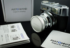 ALSTONHAND Φ40.5mm metal lens hood/shade and cap for Voigtlander Vitomatic