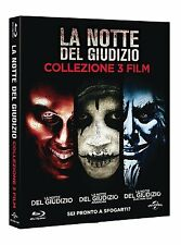 The Purge 1-3 Trilogie Collection Blu-ray  Säuberung Anarchy Election Year NEU