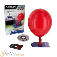 Discovery Channel Build Your Own Balloon Powered Hovercraft Science Toy