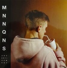 MNNQNS : ADVERTISEMENT EP + LIVE - [ FRENCH PROMO CD SINGLE ]