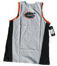 University of Florida Gators Tank Top Sports Gym Grey Gray Shirt Size XL X-Large