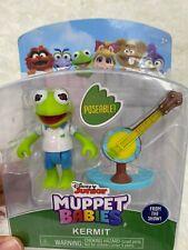 Disney Junior Muppet Babies Poseable Kermit NEW in box
