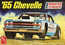 Amt 1177 1965 Chevrolet Chevelle Modified Stocker car plastic model kit 1/25
