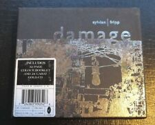 Damage by David Sylvian/Robert Fripp (CD, 2014, Discipline) 24k Gold CD