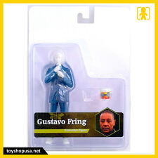Breaking Bad Gustavo Fring Prototype Toy Fair Exclusive Mezco Toyz