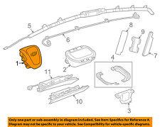 Chevrolet GM OEM Cruze Airbag Air Bag-Driver Steering Wheel Inflator 95115462