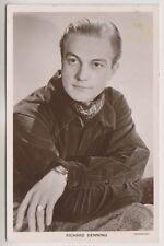Cinema Star postcard - Richard Denning - (A19)