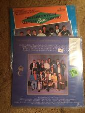 Princes Trust Sealed Lp With  Laser Video Disc  Hype Price Point