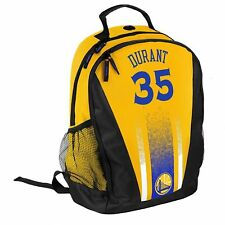 Golden State Warriors 2016 Stripe Prime Time Backpack School Gym Bag -  Kevin Dur 4749e59e3e