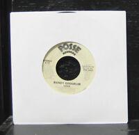 "Randy Goodrum - Love VG+ 7"" Vinyl 45 Record USA 1981 Posse Promo POS 5007"
