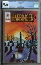 Harbinger #7 CGC 9.6 Funeral Torque Valiant