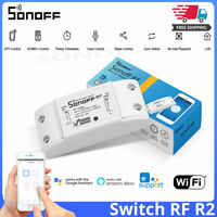 SONOFF Basic RFR2 Smart Wifi DIY Breaker Relay Moudle Remote Control Switches