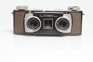 Kodak Stereo 35 35mm Film Camera #770