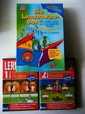 Lernsoftware Grundschule Lernspass Terzio 1.klasse,2 klasse CD-Rom Timmy