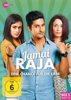 EINE CHANCE FÜR DIE LIEBE-JAMAI RAJA- (Box 5) (Folge 81-100)   3 DVD NEU