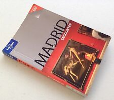 Madrid (Lonely Planet Encounter) Pocket Guide  & Maps Spain Capital 2007