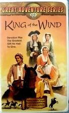KING OF THE WIND VHS NIGEL HAWTHORNE GLENDA JACKSON GREAT ADVENTURE SERIES