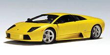 1:12 Autoart Lamborghini Murcielago métallique yellow #12071