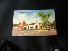 Vintage Postcard- Cadle Tabernacle, Indianapolis, Indiana