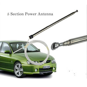 Vehicle Power Antenna Mast & Rope Aerial Replacement For Mitsubishi Pajero NM NP
