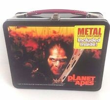Planet of the Apes Limited Edition Retro Style Metal Lunchbox 2001 NECA
