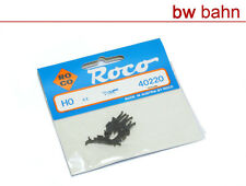 Roco H0 40220 Kurz-Kupplung Kupplungskopf ohne Vorentkupplung 4 Stück Neu