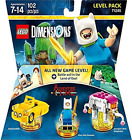 LEGO DIMENSIONS: ADVENTURE TIME LEVEL PACK (TOYT) GAME NEW