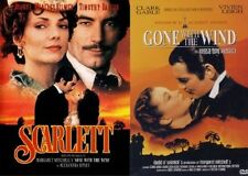 Scarlett (1994) 2-Disc + Gone With The Wind (1939) 2-DVD SET *NEW