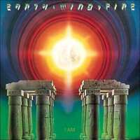 EARTH WIND & FIRE : I AM (BONUS TRACK) (CD) sealed