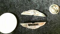 ASTON MARTIN Pin Badge Wappen Logo edel