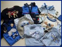 Boutique HARTSTRINGS Boy Sweater CHOICE NWT 0-3-6-9M 18M Cardigan Pullover Hood