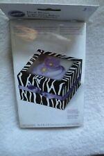 Wilton Zebra Cupcake Box 3 count New Single Cupcake 415-1897