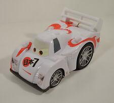 "6.5"" Pull Rip Cord & Go Rev Ups Shu Todoroki Race Car Mattel Disney Pixar Cars 2"