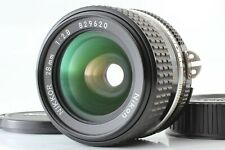 【Exc+++++】 Nikon Ai-s Nikkor 28mm f/2.8 Ais Manual Focus Lens From JAPAN #1443