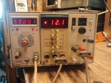 TEKTRONIX TM-503  3 UNIT COUNTER  POWER SUPPLY  AND DMM
