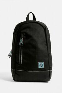 Santa Cruz Barrage Backpack - Black Blue