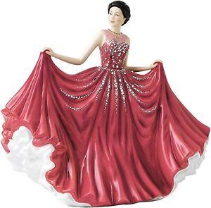 Royal Doulton Crystal Ball, Midsummer Dance Figurine