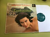 the enchanted sea lrp3141 mono '59 LP EXOTIC SOUNDS OF MARTIN DENNY lounge jazz!