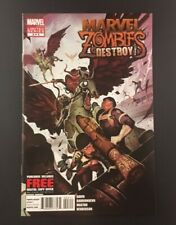 Marvel Zombies Destroy! 3 Marvel 2012 Main Cover Peter David