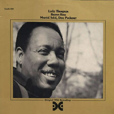 Lucky Thompson - Brown Rose with Martial Solal / Xanadu Vinyl New & Sealed 1985