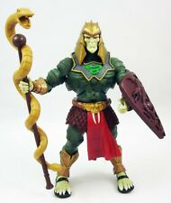 MOTUC, Battle Armor King Hssss, complete, Hiss, Masters of the Universe Classics