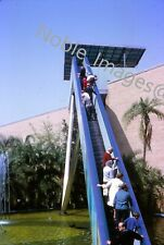 1969 Busch Gardens Escalator Tampa Transparency Slide