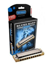 Hohner Mundharmonika Blues Harp C-dur MS