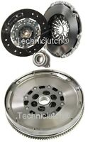 DUAL MASS FLYWHEEL AND CLUTCH KIT WITH CSC FOR VAUXHALL ASTRAVAN 1.9 CDTI